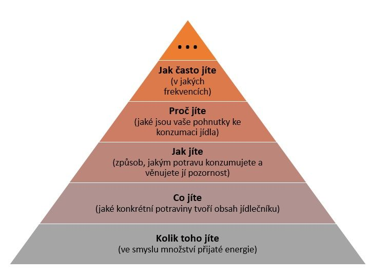 hierarchie výživy